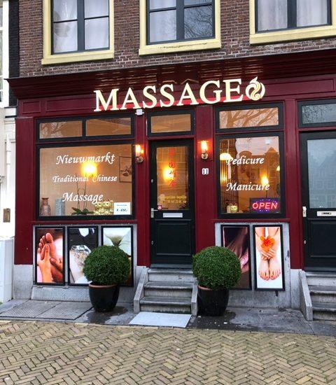 Nieuwmarkt massage